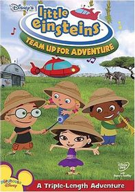 Little Einsteins - Team up - (Import DVD)