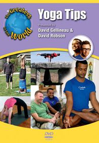 Greatest Yoga Tips in World - (Import DVD)