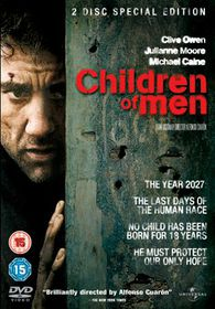 Children of Men (2 Discs) - (Import DVD)