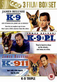 K-9/K-9 II/K-9 P.I. - (Import DVD)