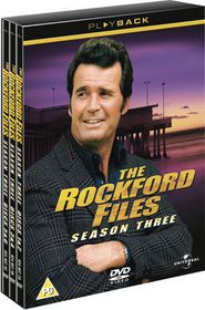 Rockford Files - Season 3 - (Import DVD)