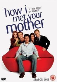 How I Met Your Mother - Season 1 (DVD)