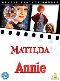 Matilda / Annie - (Import DVD)