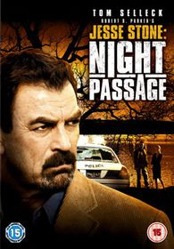 Jesse Stone-Night Passage - (Import DVD)
