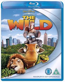 The Wild - (Import Blu-ray Disc)