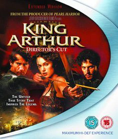 King Arthur (Director's Cut) - (Import Blu-ray Disc)