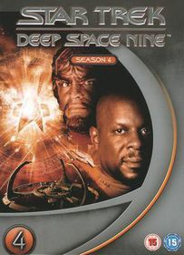 Star Trek Deep Space 9 - Season 4 (Slimline Packaging) - (DVD)
