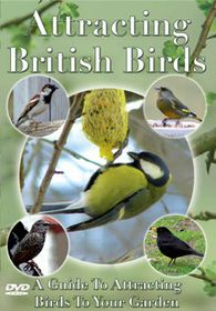 Attracting British Birds - (Import DVD)