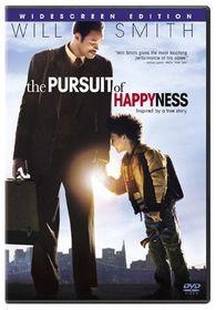 Pursuit of Happyness - (Region 1 Import DVD)