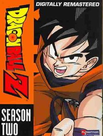 Dragon Ball Z Vol 2 - (Region 1 Import DVD)