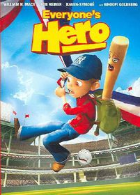 Everyone's Hero - (Region 1 Import DVD)