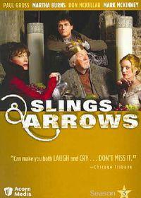 Slings & Arrows Season 3 - (Region 1 Import DVD)