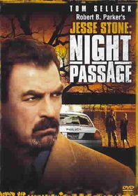 Jesse Stone:Night Passage - (Region 1 Import DVD)