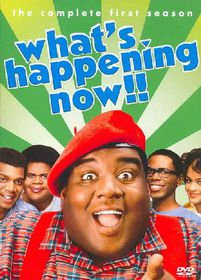 What's Happening Now! - The Complete First Season - (Region 1 Import DVD)