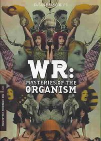 Wr:Mysteries of the Organism - (Region 1 Import DVD)