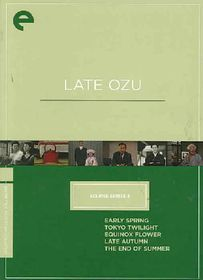 Late Ozu - (Region 1 Import DVD)