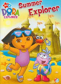 Dora the Explorer:Summer Explorer - (Region 1 Import DVD)