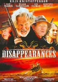 Disappearances - (Region 1 Import DVD)