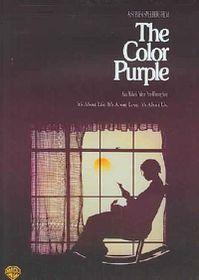 Color Purple - (Region 1 Import DVD)