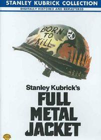 Full Metal Jacket - (Region 1 Import DVD)