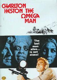 Omega Man - (Region 1 Import DVD)