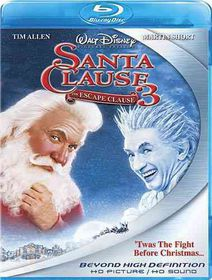 Santa Clause 3:Escape Clause - (Region A Import Blu-ray Disc)