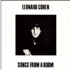 Cohen Leonard - Songs From A Room (CD)