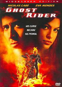 Ghost Rider - (Region 1 Import DVD)