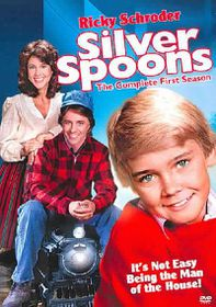 Silver Spoons:Complete First Season - (Region 1 Import DVD)
