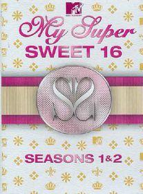 My Super Sweet 16:Seasons 1 & 2 - (Region 1 Import DVD)