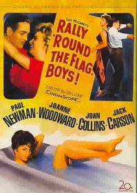Rally Round the Flag Boys - (Region 1 Import DVD)
