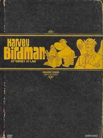 Harvey Birdman Attorney at Law:Vol 3 - (Region 1 Import DVD)