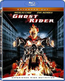 Ghost Rider - (Region A Import Blu-ray Disc)