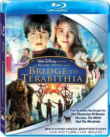 Bridge to Terabithia - (Region A Import Blu-ray Disc)