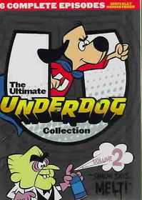 Ultimate Underdog:Vol 2 - (Region 1 Import DVD)