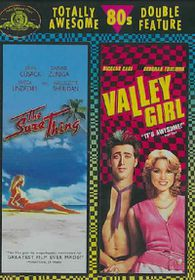Sure Thing & Valley Girl - (Region 1 Import DVD)