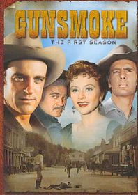Gunsmoke:First Season - (Region 1 Import DVD)
