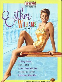 TCM Spotlight: Esther Williams Collection - (Region 1 Import DVD)