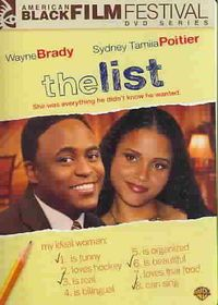 List - (Region 1 Import DVD)