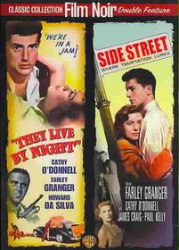They Live by Night / Side Street (Film Noir Double Feature)