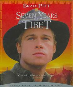 Seven Years in Tibet - (Region A Import Blu-ray Disc)