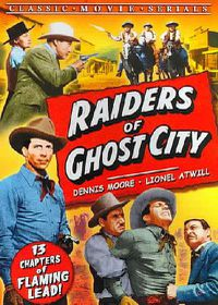 Raiders of the Ghost City - (Region 1 Import DVD)