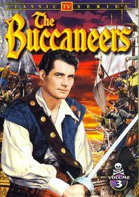 Buccaneers Vol 3 - (Region 1 Import DVD)