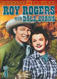 Roy Rogers with Dale Evans Vol 4 - (Region 1 Import DVD)