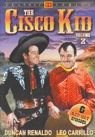 Cisco Kid Vol 2 - (Region 1 Import DVD)