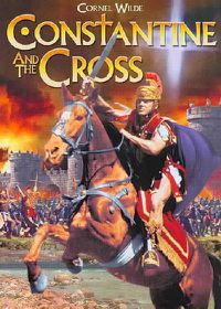 Constantine and the Cross - (Region 1 Import DVD)