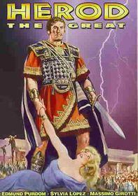 Herod the Great - (Region 1 Import DVD)
