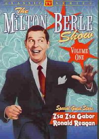 Milton Berle TV Show Vol 1 - (Region 1 Import DVD)