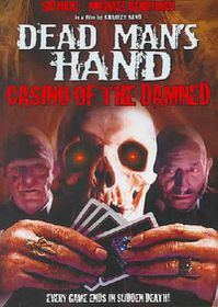 Dead Man's Hand - (Region 1 Import DVD)