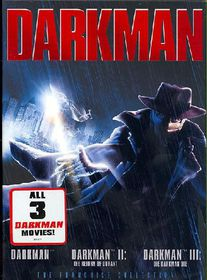 Darkman Trilogy - (Region 1 Import DVD)